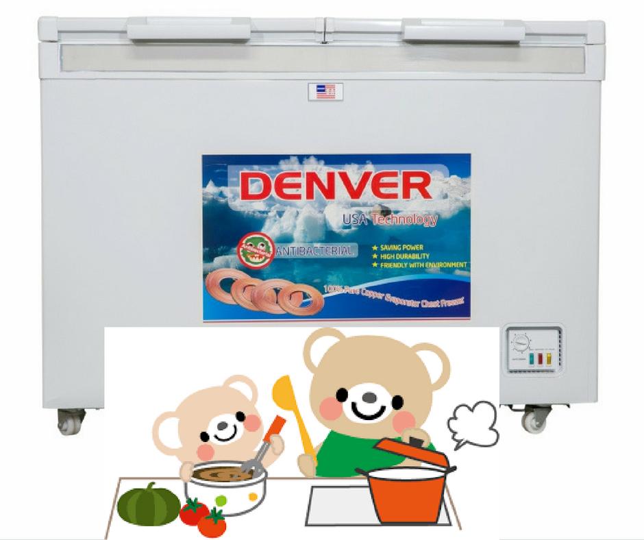 Cách hâm nóng thức ăn sau khi bảo quản trong tủ đông