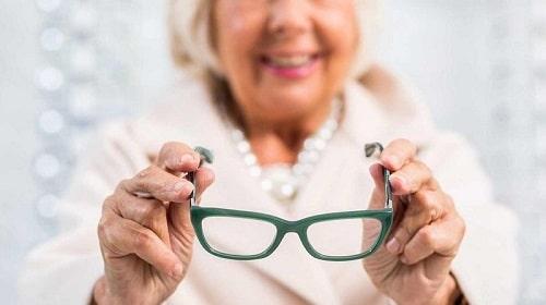 Hỗ trợ cải thiện thị lực