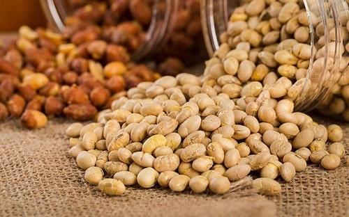 Lợi ích của hạt đậu tương đối với sức khỏe