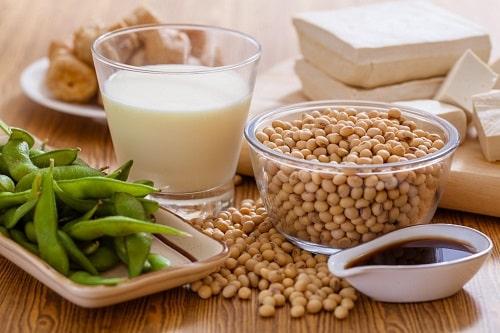 Lưu ý khi sử dụng hạt đậu nành rang