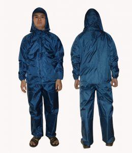 Áo mưa 2 lớp đa công dụng vừa giữ ấm, vừa che mưa