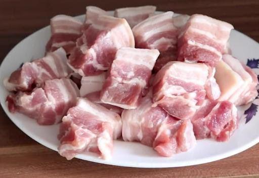 cách nấu thịt kho tiêu