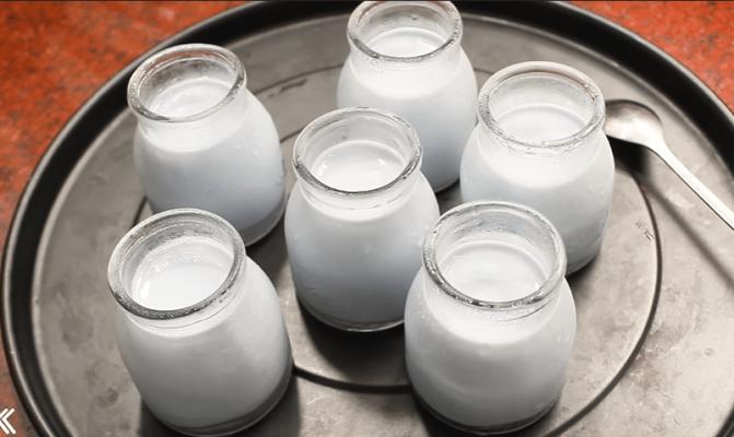 cách làm sữa chua hoa đậu biếc