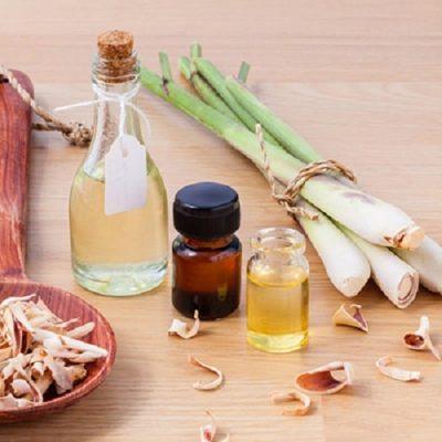 Chi tiết cách làm tinh dầu sả xông phòng