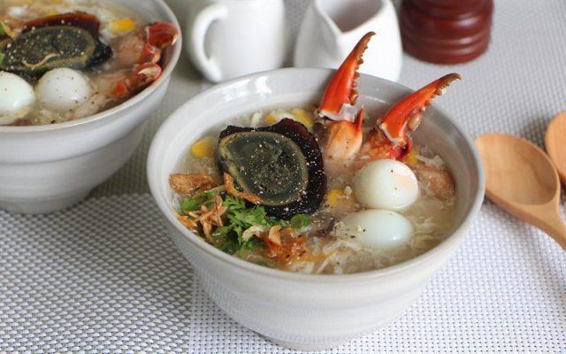 cách nấu món súp cua