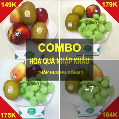 Địa chỉ cung cấp hoa quả ngày lễ, ngày rằm uy tín chất lượng tại Hà Nội
