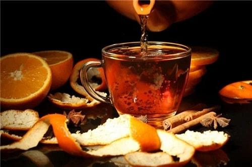 công dụng của vỏ cam đối với sức khỏe và làm đẹp