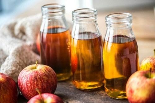 Sử dụng giấm táo để chữa nám da cho mẹ bầu