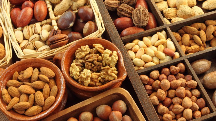 hạt dinh dưỡng làm quà tết