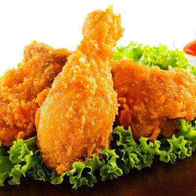 làm gà rán ngon