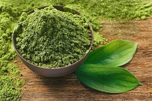 nguồn gốc của bột trà xanh