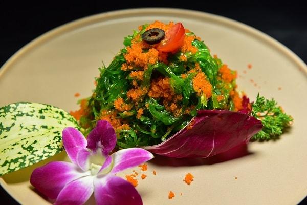 rong biển salad