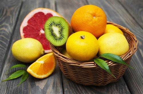các loại trái cây tốt cho bữa sáng