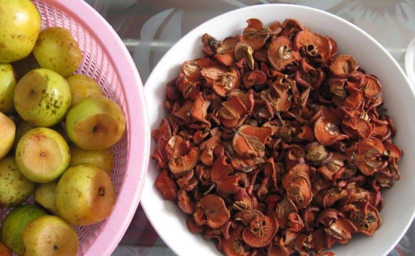 Địa chỉ bán táo mèo khô chất lượng tại Hà Nội