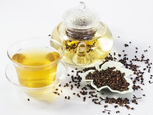 tác dụng của trà nụ vối